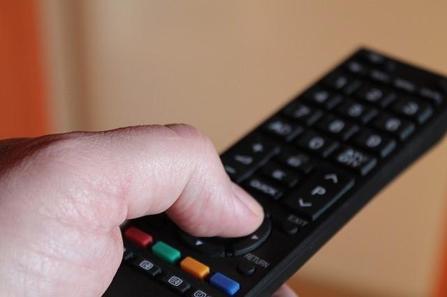Fernseher tötet die Zuschauer