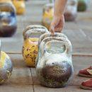 Übungen mit Gewichten stärkt das Herz und die Lunge